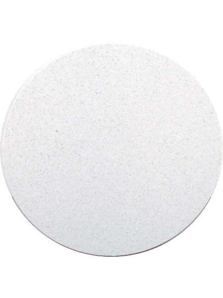 Tischplatte Pfeffer und Salz aus Vollkunststoff Hygenia Granilen PE. Wetterfest und prima für Aussen geeignet!
