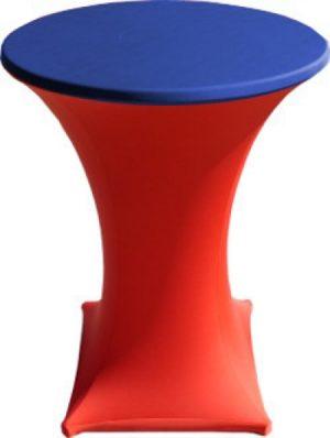 Decodoria mit Tischplattenbezug
