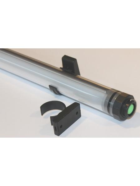 LED-Lumination: Magnetische Halter ermöglichen auch eine problemlose Befestigung an Metall!