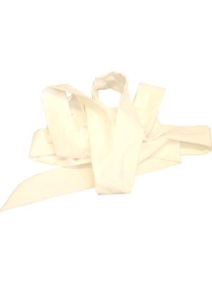 Separate Schleife für Stehtisch-Hussen aus Burlington-Polyester