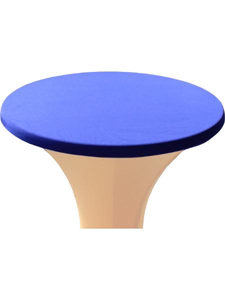 Stretchbezug für Tischplatten in der Größe Ø70-75 oder Ø80-85 cm. Wäheln Sie aus 18 Farben der Farbkarte GALACTICA!
