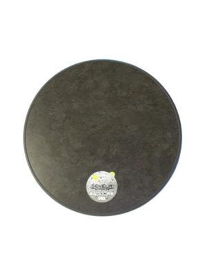 Original Sevelit Tischplatte 60 cm rund