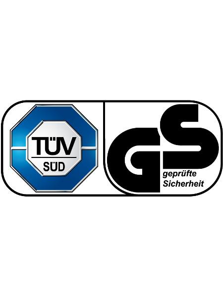 TÜV und GS für KT-Stehtische