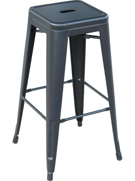 Tolix Barhocker Stahl: Barhocker im Urban-Style. Komplett aus Metall und daher auch Feuerfest! Stabil, stapelbar und mit passenden Transportwagen erhältlich!
