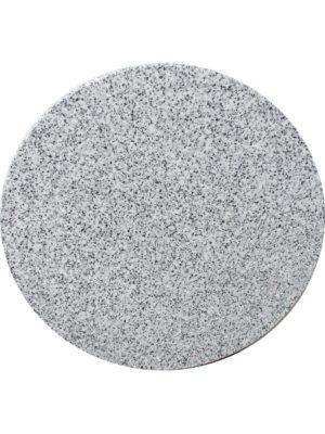 Vollkunststoff Tischplatte Kuhmuster fein
