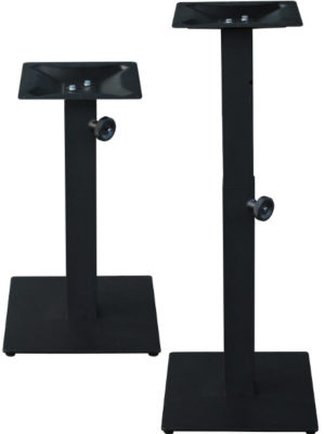 Höhenverstellbarer Stehtisch-Sitztisch