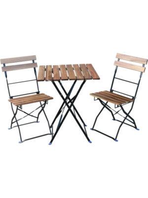 BISTRO Tisch + Stuhl