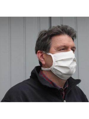 Mund-Nasen-Maske Baumwolle Cotton zum Binden