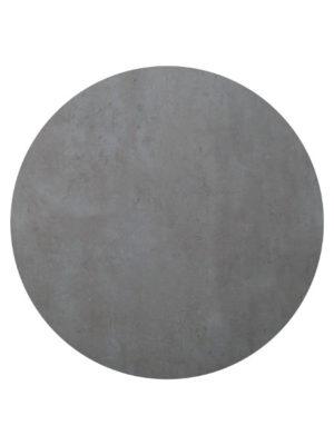 Tischplatte für Innenräume in Beton-Optik